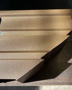 vaschetta alluminio ioroi 2